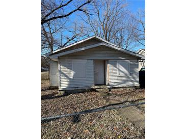 Photo one of 2202 N Hawthorne Ln Indianapolis IN 46218 | MLS 21694651