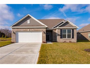 Photo one of 6776 Greeson Ln Plainfield IN 46168 | MLS 21706490