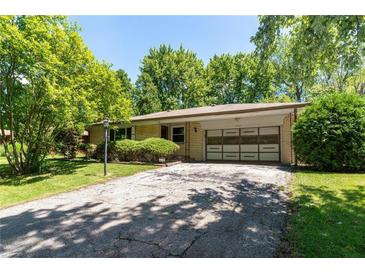 Photo one of 5935 Gifford St Indianapolis IN 46228 | MLS 21724088