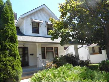Photo one of 33 Wallace Ave Indianapolis IN 46201 | MLS 21732990
