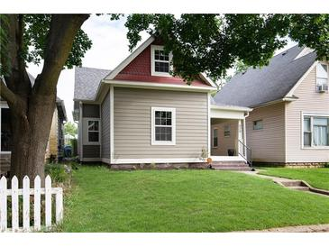 Photo one of 620 Lincoln St Indianapolis IN 46203 | MLS 21735553