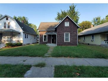 Photo one of 328 S Grand Ave Indianapolis IN 46219 | MLS 21737844