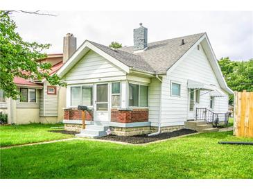 Photo one of 2154 E Raymond St Indianapolis IN 46203 | MLS 21737895