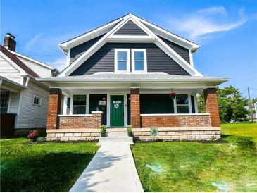 Photo one of 1852 Singleton St Indianapolis IN 46203 | MLS 21738613
