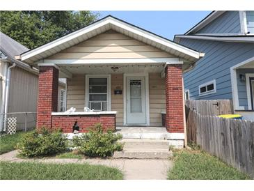 Photo one of 432 Orange St Indianapolis IN 46225 | MLS 21739159