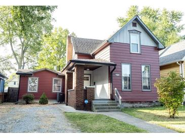Photo one of 1627 Fletcher Ave Indianapolis IN 46203   MLS 21740115