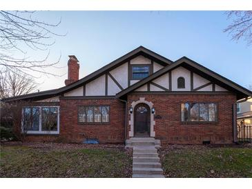 Photo one of 5856 Guilford Ave Indianapolis IN 46220 | MLS 21740350