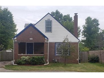 Photo one of 6037 E 10Th St Indianapolis IN 46219 | MLS 21740696