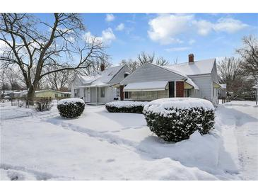 Photo one of 4821 E 21St St Indianapolis IN 46218 | MLS 21742654