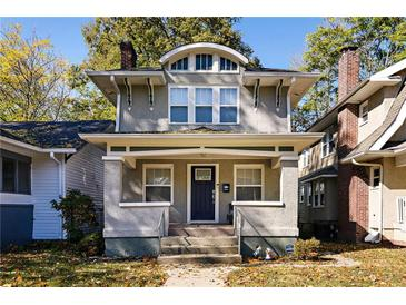Photo one of 3452 Carrollton Ave Indianapolis IN 46205 | MLS 21744176