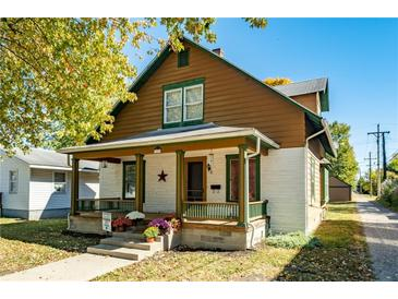 Photo one of 31 S Hinman St Columbus IN 47201 | MLS 21745510