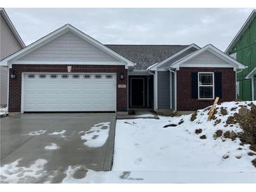 Photo one of 2833 Pointe Harbour Dr Indianapolis IN 46229 | MLS 21745533