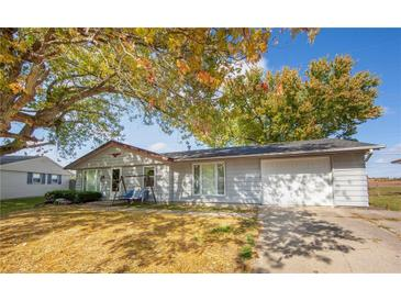 Photo one of 2414 Norwood Way Anderson IN 46011 | MLS 21745540