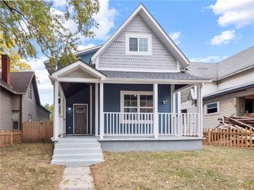 Photo one of 230 N State Ave Indianapolis IN 46201 | MLS 21745569