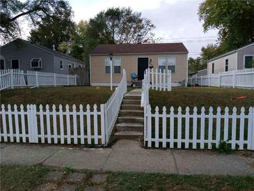 Photo one of 1942 N Euclid Ave Indianapolis IN 46218 | MLS 21745978