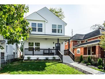 Photo one of 1245 Union St Indianapolis IN 46225 | MLS 21746310