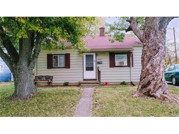 Photo one of 2337 Saint Paul Indianapolis IN 46203 | MLS 21747119