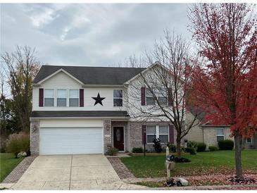 Photo one of 12279 Wolf Run Rd. Fishers IN 46060 | MLS 21748347