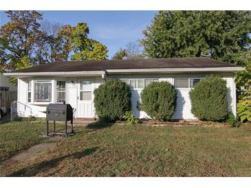 Photo one of 4734 N Kitley Indianapolis IN 46226 | MLS 21748379