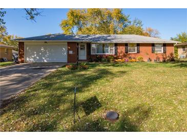 Photo one of 2708 Tamra Ln Anderson IN 46012 | MLS 21748670