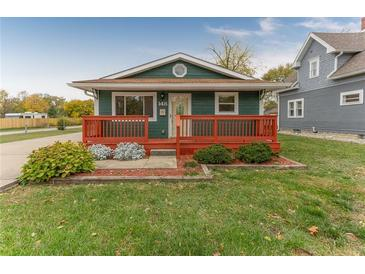 Photo one of 148 S Arlington Ave Indianapolis IN 46219 | MLS 21748712