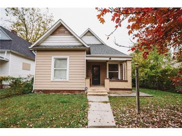 Photo one of 942 N Tuxedo St Indianapolis IN 46201 | MLS 21748943