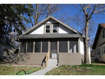 Photo one of 4115 Byram Ave Indianapolis IN 46208 | MLS 21749061