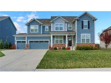 Photo one of 5576 Golden Aster Dr Noblesville IN 46062   MLS 21749077