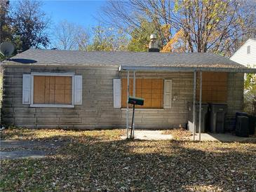 Photo one of 2010 N Exeter Ave Indianapolis IN 46222 | MLS 21750072