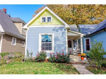 Photo one of 1624 Fletcher Ave Indianapolis IN 46203 | MLS 21750260
