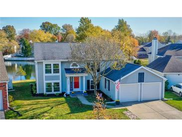 Photo one of 8009 Cardinal Cv Indianapolis IN 46256 | MLS 21750399