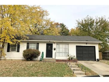 Photo one of 5654 Alpine Ave Indianapolis IN 46224   MLS 21750955