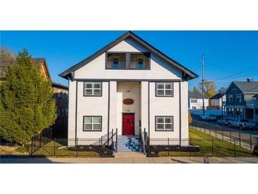 Photo one of 1701 N College Ave # 2 Indianapolis IN 46202 | MLS 21751168