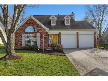 Photo one of 7713 Raleigh Ln Fishers IN 46038   MLS 21751334