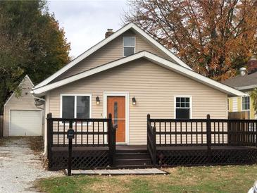 Photo one of 4824 Brouse Ave Indianapolis IN 46205 | MLS 21751342