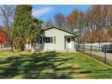 Photo one of 2660 W 60Th St Indianapolis IN 46228 | MLS 21751378