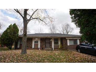 Photo one of 4417 Downes Dr Indianapolis IN 46235 | MLS 21751409