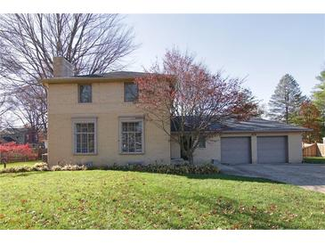 Photo one of 5880 Compton St Indianapolis IN 46220 | MLS 21751519