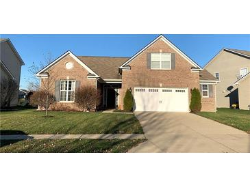 Photo one of 6072 Chestnut Eagle Dr Zionsville IN 46077 | MLS 21751574