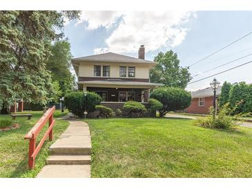 Photo one of 523 E 37Th St Indianapolis IN 46205 | MLS 21751679