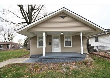Photo one of 418 S Sheridan Ave Indianapolis IN 46219 | MLS 21751796