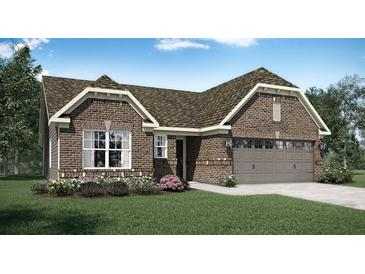 Photo one of 6613 Apperson Dr Noblesville IN 46060 | MLS 21751993