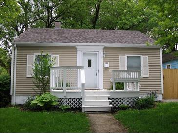 Photo one of 4935 N Indianola Ave Indianapolis IN 46205 | MLS 21752235