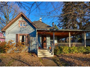 Photo one of 23 N Audubon Rd Indianapolis IN 46219 | MLS 21752380