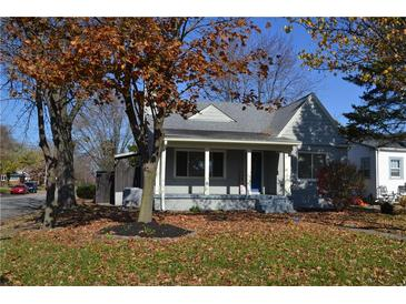 Photo one of 5240 E 10Th St Indianapolis IN 46219 | MLS 21752404