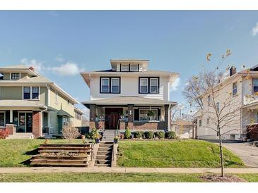 Photo one of 411 N Bosart Ave Indianapolis IN 46201 | MLS 21752699