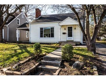 Photo one of 6110 Kingsley Dr Indianapolis IN 46220 | MLS 21752773