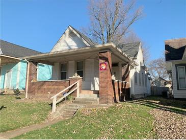 Photo one of 219 N Summit St Indianapolis IN 46201 | MLS 21752796
