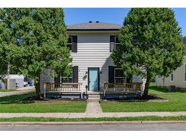 Photo one of 127 N Spring St Greenfield IN 46140 | MLS 21754138