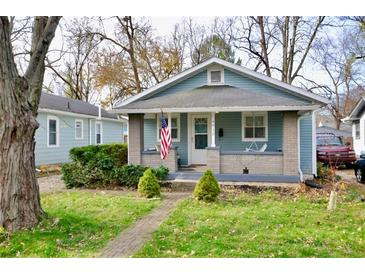 Photo one of 4932 Crittenden Ave Indianapolis IN 46205 | MLS 21754285